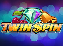 120 Free Spins on 'Twin Spin' Welcome Package