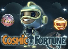 10 Free Spins 'Cosmic Fortune' No Deposit Required