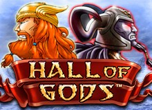 10 Free Spins on 'Hall of Gods' No Deposit Required