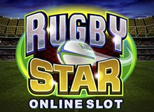 28 Free Spins on 'Rugby Star' No Deposit Required