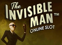 10 Spins on 'The Invisible Man' No Deposit Required
