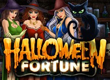 $/€30 Free Play on 'Halloween Fortune' Welcome Package
