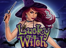 56 Free Spins on 'Lucky Witch' No Deposit Required
