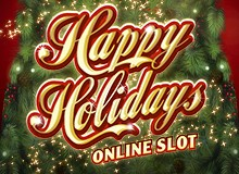 40 Spins on 'Happy Holidays' No Deposit Required