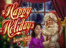 $/€12 Free on 'Happy Holidays' No Deposit Required