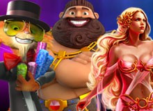 200% Up To £400 Match Bonus + 200 Free Spins