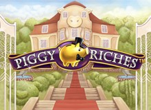 10 Free Spins on 'Piggy Riches' + 100 Free Spins Package