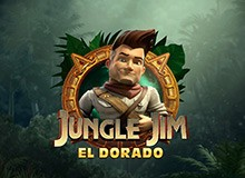 Up To 50 Spins on 'Jungle Jim EL DORADO' Welcome Package