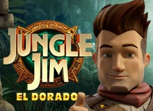 15 Free Spins on 'Jungle Jim EL DORADO' Welcome Package