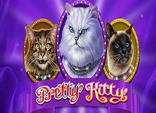 Up To 50 Free Spins on 'Pretty Kitty' Welcome Package