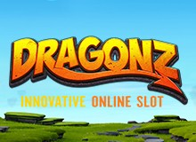 10 Free Spins on 'Dragonz' + Up To 1000 Free Spins