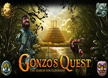 100 Free Spins on 'Gonzo's Quest' Welcome Package