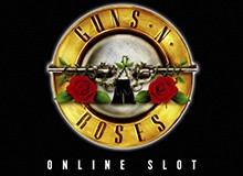 100 Free Spins on 'Guns N' Roses' Welcome Package