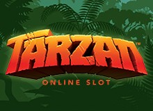50 Free Spins on 'Tarzan' Welcome Package