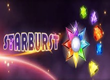 30 Free Spins on 'Starburst' Welcome Package