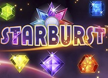 160 Free Spins on 'Starburst' Welcome Package