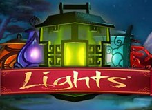 100% Match Bonus + 30 Free Spins on 'Lights'