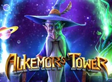 200% Match Bonus + 100 Free Spins on 'Alkemor's Tower