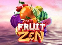 More Than $1,000 Bonus + 50 Free Spins on 'Fruit Zen'