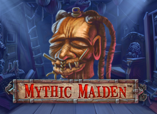 200% Match Bonus + 100 Free Spins on 'Mythic Maiden'