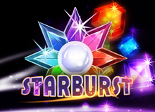 200% Match Bonus + 100 Free Spins on 'Starburst'