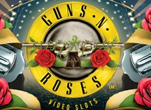 200% Match Bonus + 100 Free Spins on 'Guns N' Roses'