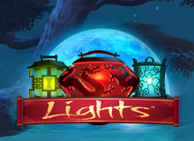 200% Match Bonus + 100 Free Spins on 'Lights'
