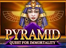 $/€2,000 Match Bonus + 200 Free Spins on 'Pyramid'
