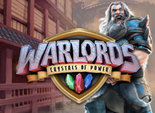 More Than $/€1,000 Bonus + 50 Free Spins on 'Warlords'