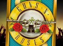 More Than $/€1,000 Bonus + 50 Free Spins On 'Guns N' Roses'