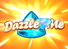 200 Free Spins on 'Dazzle Me' Welcome Package