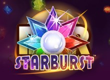 More Than $/€1,000 Bonus + 50 Free Spins on 'Starburst'