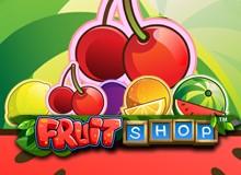 $/€2,000 Match Bonus + 200 Free Spins on 'Fruit Shop'