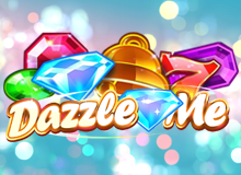 200% Match Bonus + 100 Free Spins on 'Dazzle Me'