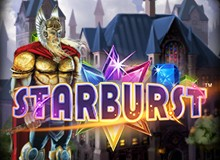 11 Free Spins on 'Starburst' Welcome Package