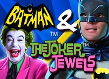 50 Free Spins on 'Batman & Joker Jewels'