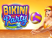 Up To 50 Free Spins on 'Bikini Party' Welcome Package