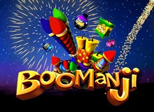 200% Welcome Package + 100 Free Spins on 'Boomanji'