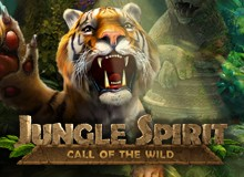 120 Free Spins 'Jungle Spirit' Welcome Package