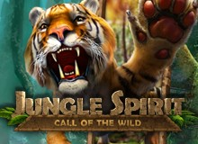 200 Free Spins on 'Jungle Spirit'  Welcome Package