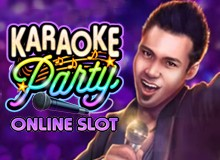 100 Free Spins on 'Karaoke Party' Welcome Package