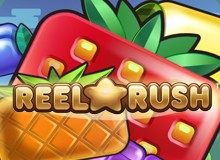 200% Match Bonus + 100 Free Spins on 'REEL RUSH'