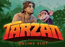 Up To 50 Free Spins on 'Tarzan' Welcome Package