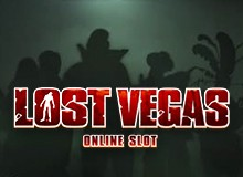 50 Free Spins on 'Lost Vegas' Welcome Package