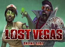 Up To 50 Free Spins on 'Lost Vegas' Welcome Package