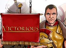 200% Match Bonus + 100 Free Spins on 'Victorious'