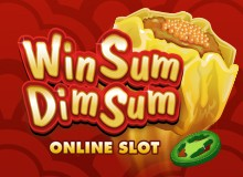 Up To 50 Free Spins'Win Sum Dim Sum' Welcome Package