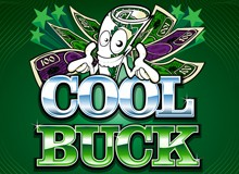 $/£500 Match Bonus + 50 Free Spins 'Cool Buck'