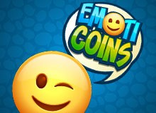 180 Free Spins on 'Emoticoins' Welcome Bonus