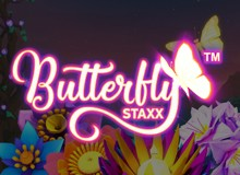 More Than $/€1,000 Bonus + 50 Free Spins on 'Butterfly Staxx'